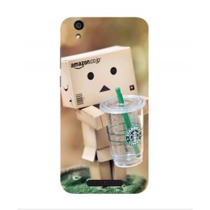 Coque De Protection Amazon Starbucks Pour Cubot Manito