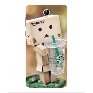 Coque De Protection Amazon Starbucks Pour Cubot Max