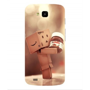 Coque De Protection Amazon Nutella Pour LG X Venture