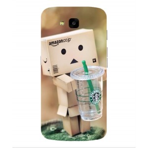 Coque De Protection Amazon Starbucks Pour LG X Venture