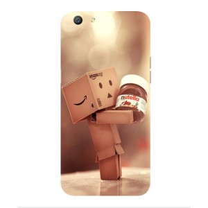 Coque De Protection Amazon Nutella Pour Oppo A77