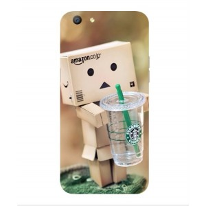 Coque De Protection Amazon Starbucks Pour Oppo A77