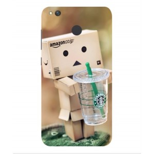 Coque De Protection Amazon Starbucks Pour Xiaomi Redmi 4 (4X)