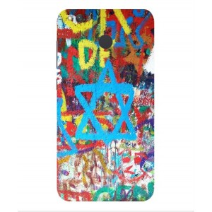 Coque De Protection Graffiti Tel-Aviv Pour Xiaomi Redmi 4 (4X)
