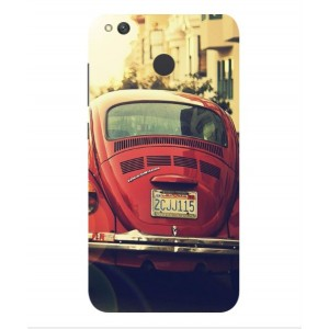 Coque De Protection Voiture Beetle Vintage Xiaomi Redmi 4 (4X)
