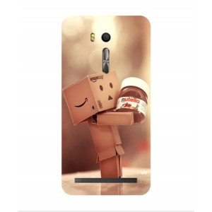 Coque De Protection Amazon Nutella Pour Asus Zenfone Go ZB552KL