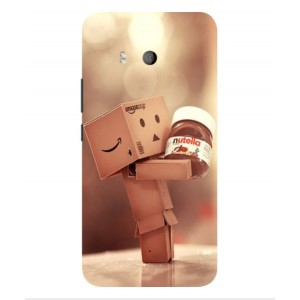 Coque De Protection Amazon Nutella Pour HTC U11