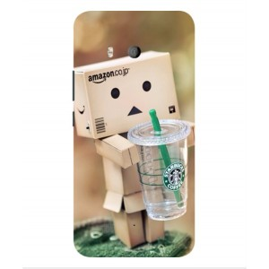 Coque De Protection Amazon Starbucks Pour HTC U11