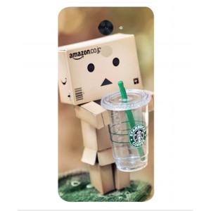 Coque De Protection Amazon Starbucks Pour Huawei Enjoy 7 Plus