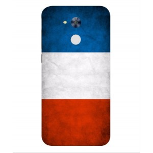Coque De Protection Drapeau De La France Pour Huawei Honor 6A