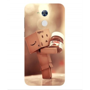 Coque De Protection Amazon Nutella Pour Huawei Honor 6A