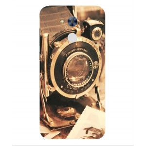 Coque De Protection Appareil Photo Vintage Pour Huawei Honor 6A