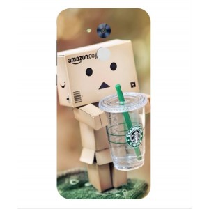 Coque De Protection Amazon Starbucks Pour Huawei Honor 6A
