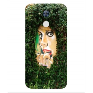 Coque De Protection Art De Rue Pour Huawei Honor 6A