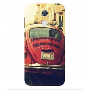Coque De Protection Voiture Beetle Vintage Huawei Honor 6A