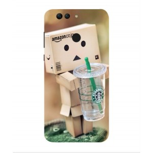 Coque De Protection Amazon Starbucks Pour Huawei Nova 2 Plus
