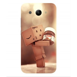 Coque De Protection Amazon Nutella Pour Huawei Y3 (2017)