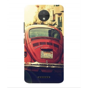 Coque De Protection Voiture Beetle Vintage Motorola Moto C Plus