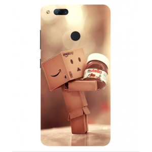 Coque De Protection Amazon Nutella Pour ZTE Nubia Z17 Mini