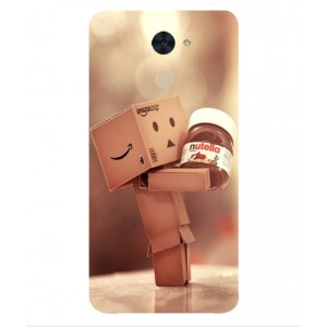 Coque De Protection Amazon Nutella Pour Huawei Y7 Prime