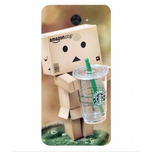 Coque De Protection Amazon Starbucks Pour Huawei Y7 Prime