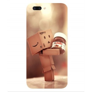 Coque De Protection Amazon Nutella Pour Oppo R11 Plus