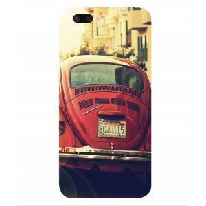 Coque De Protection Voiture Beetle Vintage Oppo R11 Plus