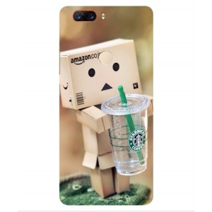 Coque De Protection Amazon Starbucks Pour ZTE Nubia Z17
