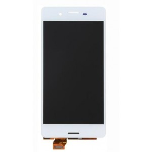 Ecran LCD Complet Vitre Tactile Pour Sony Xperia X Performance - Blanc