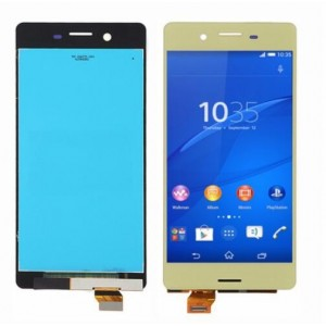 Ecran LCD Complet Vitre Tactile Pour Sony Xperia X Performance - Or