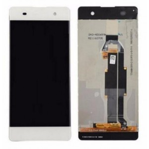 Ecran LCD Complet Vitre Tactile Pour Sony Xperia XA Dual - Blanc
