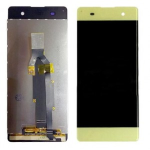 Ecran LCD Complet Vitre Tactile Pour Sony Xperia XA Dual - Or