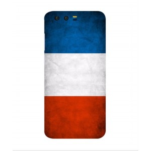 Coque De Protection Drapeau De La France Pour Huawei Honor 9