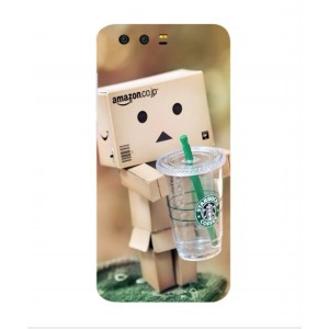 Coque De Protection Amazon Starbucks Pour Huawei Honor 9