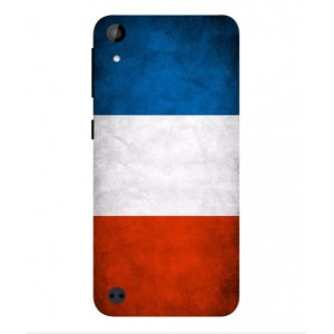 Coque De Protection Drapeau De La France Pour HTC Desire 530 Remix