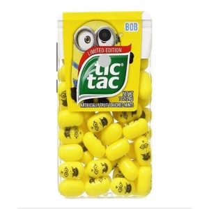 Coque De Protection Tic Tac Bob Alcatel A3