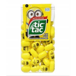Coque De Protection Tic Tac Bob Vivo V5
