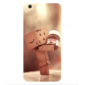 Coque De Protection Amazon Nutella Pour Vivo X9