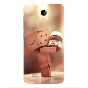 Coque De Protection Amazon Nutella Pour Vivo Y25