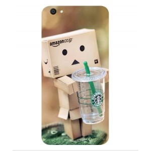 Coque De Protection Amazon Starbucks Pour Vivo Y67