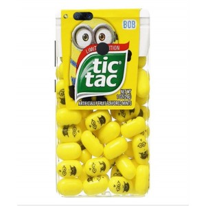 Coque De Protection Tic Tac Bob ZTE Nubia Z17 Mini