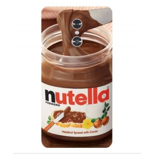 Coque De Protection Nutella Pour ZTE Grand X Max 2