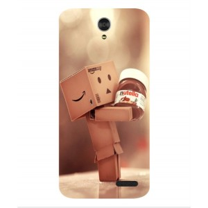 Coque De Protection Amazon Nutella Pour ZTE Grand X3