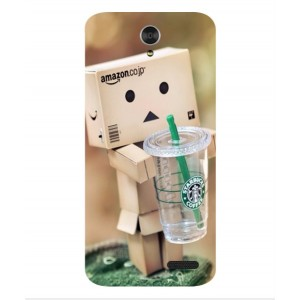 Coque De Protection Amazon Starbucks Pour ZTE Grand X3