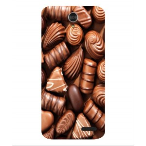 Coque De Protection Chocolat Pour ZTE Grand X3
