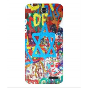 Coque De Protection Graffiti Tel-Aviv Pour ZTE Grand X3