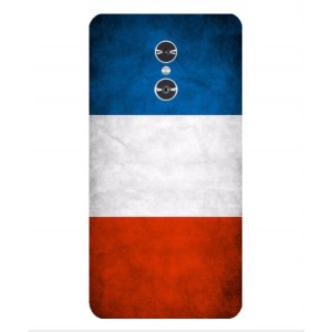 Coque De Protection Drapeau De La France Pour ZTE Grand X Max 2