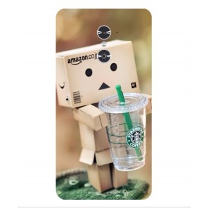 Coque De Protection Amazon Starbucks Pour ZTE Grand X Max 2