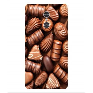 Coque De Protection Chocolat Pour ZTE Grand X Max 2