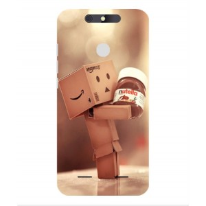 Coque De Protection Amazon Nutella Pour ZTE Blade V8 Lite